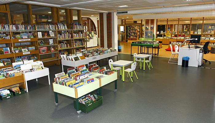 Site Des Bibliothèques De Nantes Médiathèque Jacques Demy